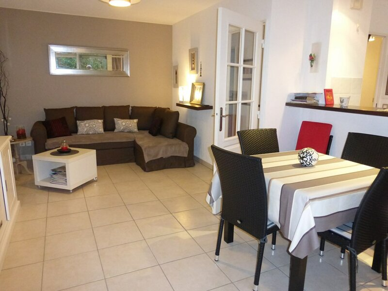 CAMBO LES BAINS, C295 : 2 Pièces 2 couchages, holiday rental in Hasparren