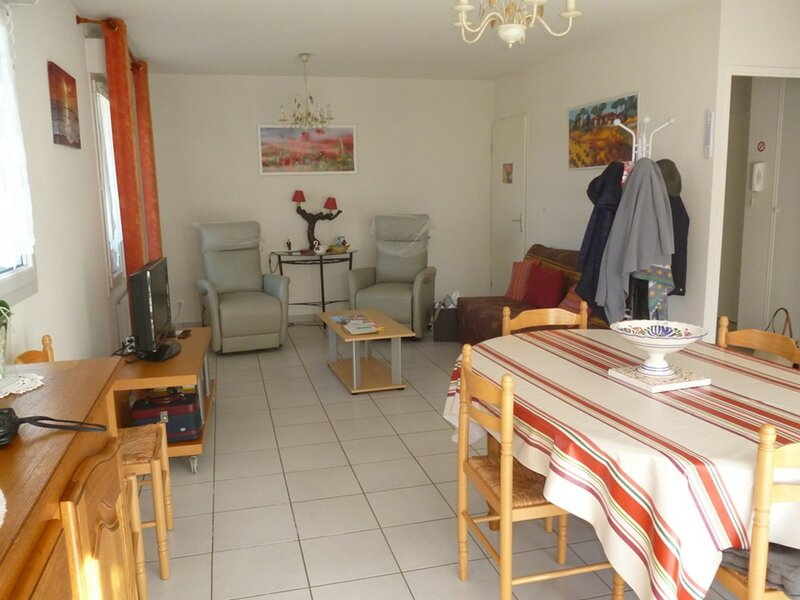 C201 T2 CAMBO Rce Les 2 Pierrots, holiday rental in Ustaritz
