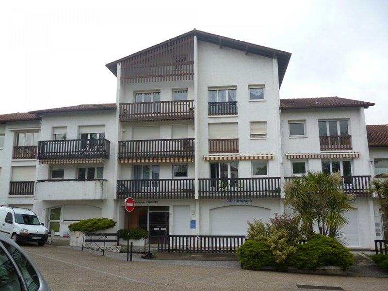 CAMBO LES BAINS, C341  : 3 Pièces 4 couchages, holiday rental in Hasparren