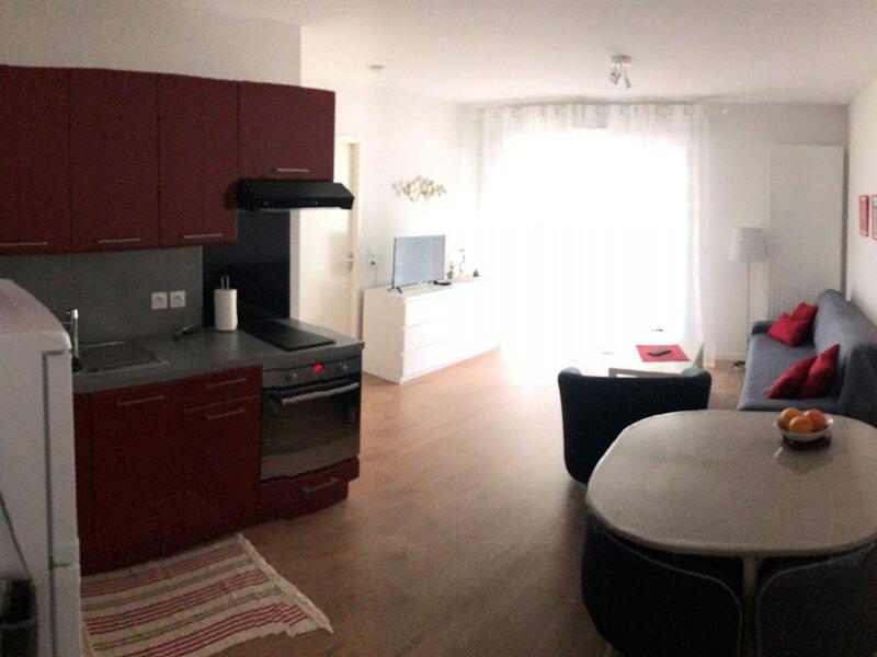 HASPPAREN, C204 : T2 Rce BELARDIA , 4 personnes, holiday rental in Hasparren