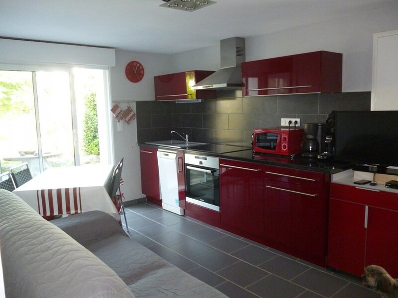 C163 CAMBO LES BAINS : T1 Bis, 2 personnes, holiday rental in Bidarray