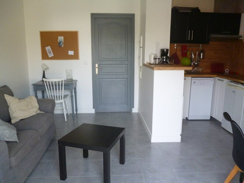 C165 CAMBO LES BAINS : T1Bis, 2 personnes, holiday rental in Ustaritz