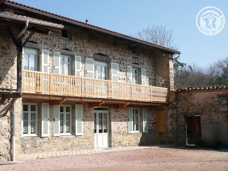 Le Lurange 2, holiday rental in Champoly