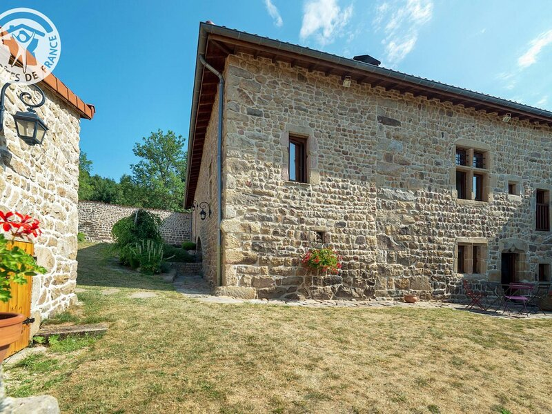 Gîte le Buis, holiday rental in Montbrison