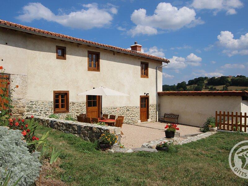 Grange de la Brosse, holiday rental in Brullioles