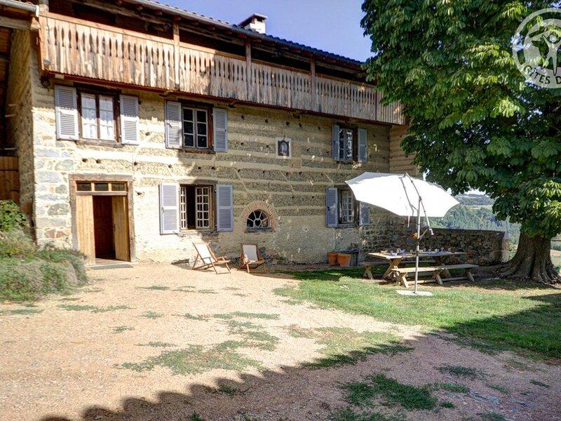 La Ferme d'Avez, holiday rental in Champoly