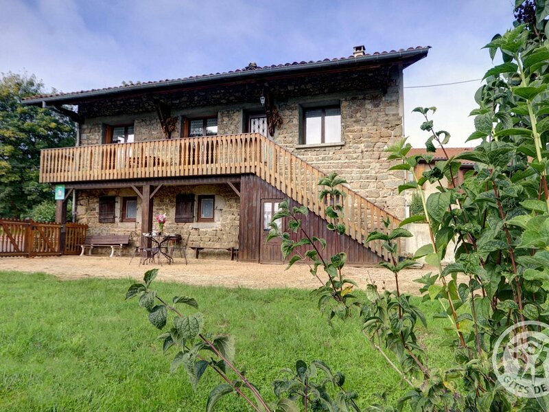 Les Sapins, holiday rental in Champoly