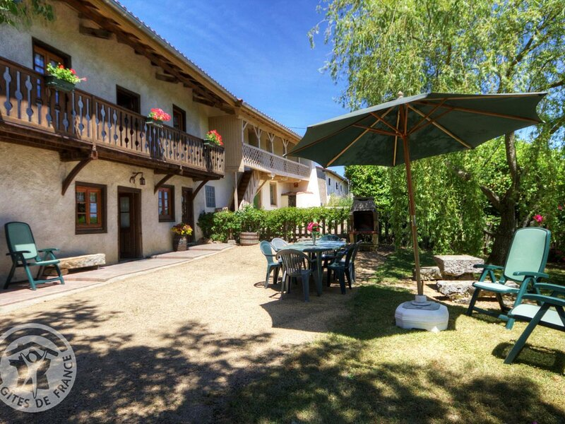 La Chapelle, holiday rental in Champoly