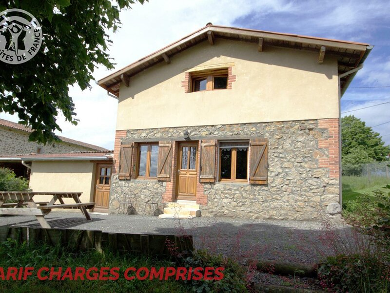 La Grange-Neuve, holiday rental in Saint-Laurent-de-Chamousset