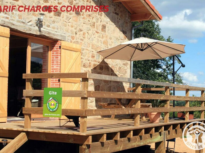 Le Pont de Gaud II, holiday rental in Champoly