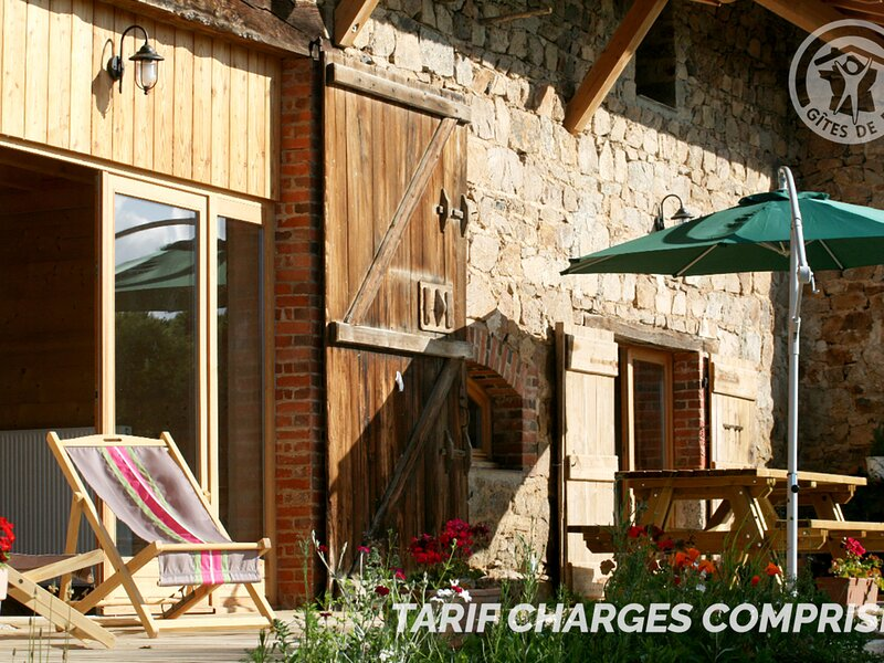 Le Pont de Gaud I, holiday rental in Champoly