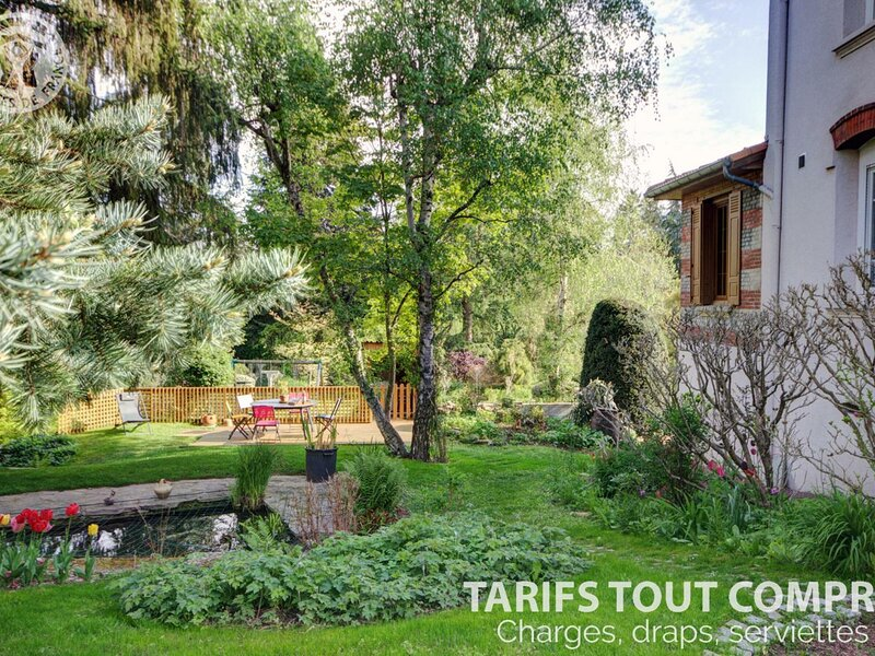 Le Sapin Bleu, holiday rental in Montbrison