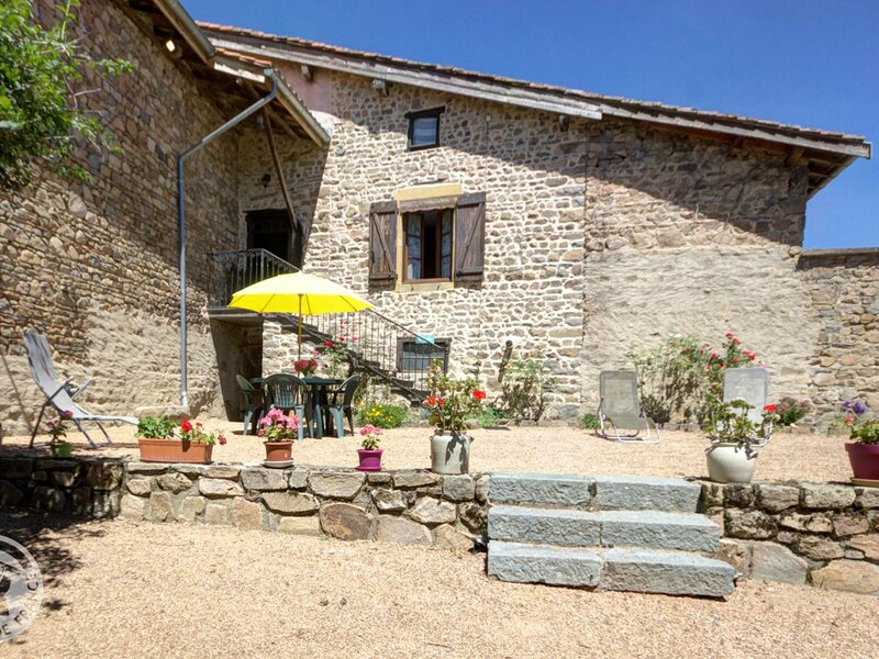 Le Vernand, holiday rental in Joux