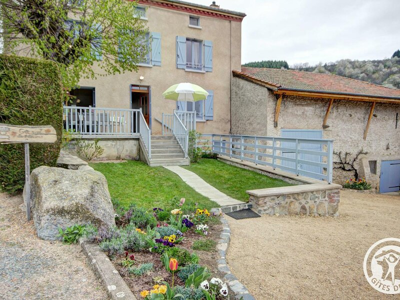 Les 5 Saisons, holiday rental in Champoly