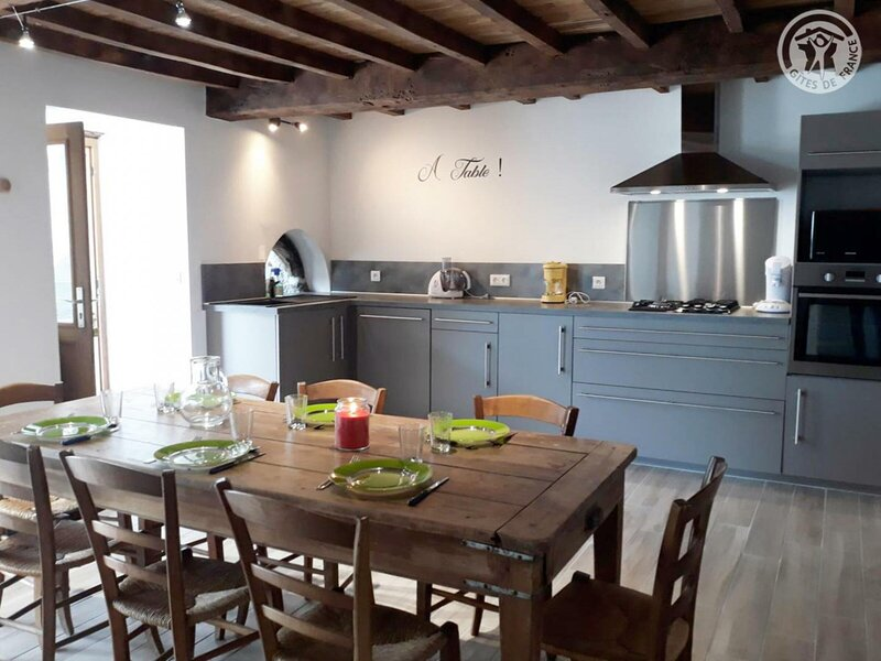 Le Chazet, holiday rental in Champoly
