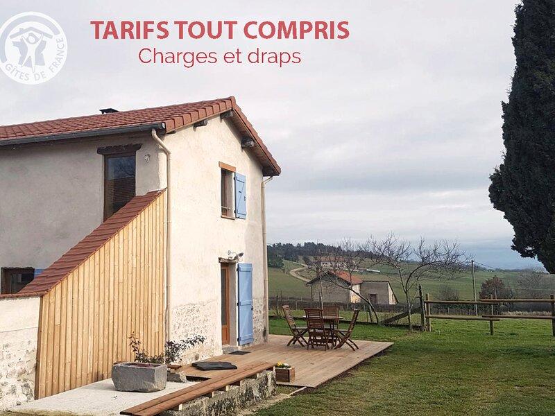 le Fournil, holiday rental in Saint-Just-la-Pendue