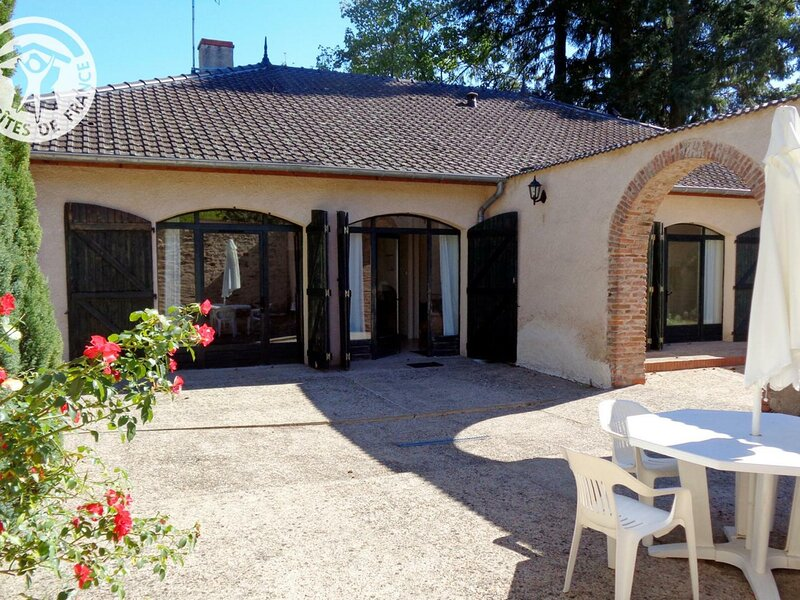 La Maison du Vigneron, holiday rental in Pouilly-sous-Charlieu