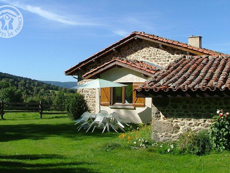 La Roue, holiday rental in Montbrison