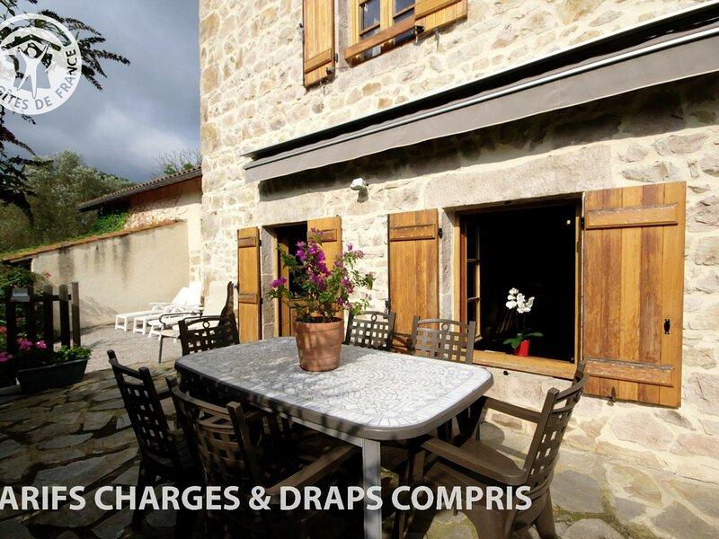 Chant de l'Eau, holiday rental in Montbrison