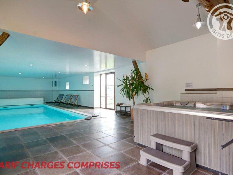 La Chouette Effraie, holiday rental in Joux