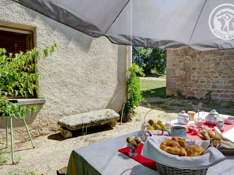 Les Tilleuls, holiday rental in Champoly
