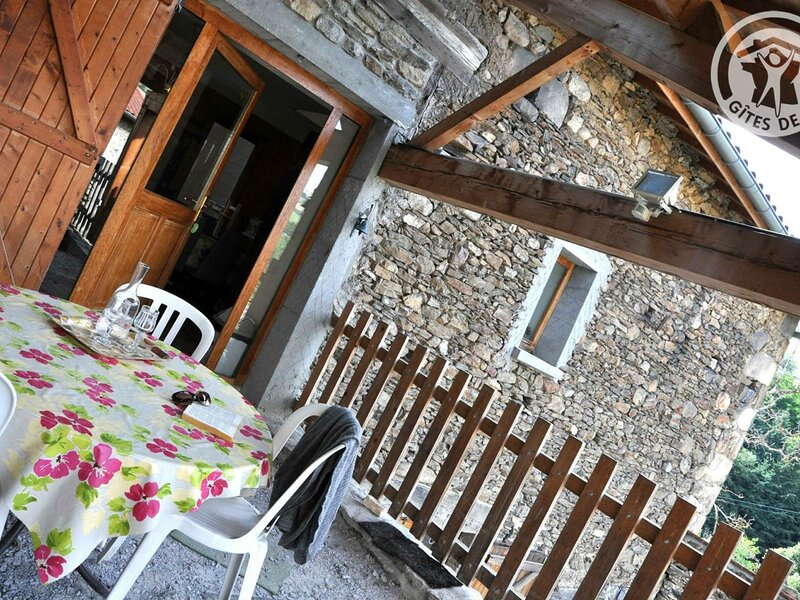 Le Poulailler, holiday rental in Pelussin