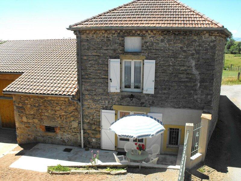 Le Petit Marcilleux, holiday rental in Saint-Just-la-Pendue