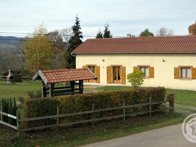 Pa Lou Plans, holiday rental in Champoly