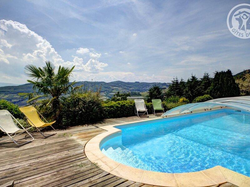 Les Egaux, holiday rental in Sainte-Croix-en-Jarez