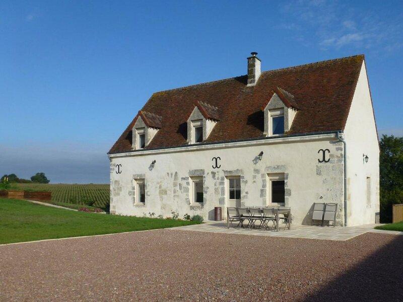 Les Beaujardières, casa vacanza a Sainte-Scolasse-sur-Sarthe