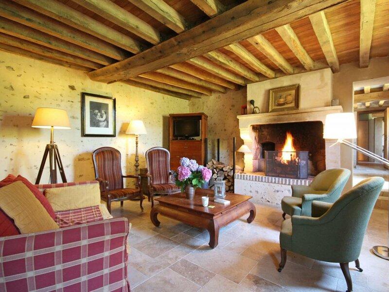 Le V - Le Vaumenard, casa vacanza a Sainte-Scolasse-sur-Sarthe