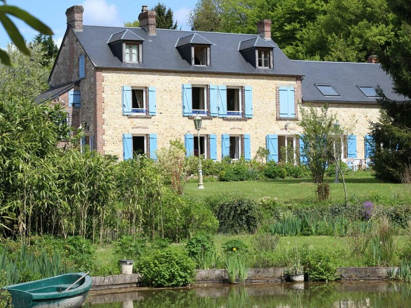 LES HORTENSIAS - La Motte, holiday rental in Chailloue