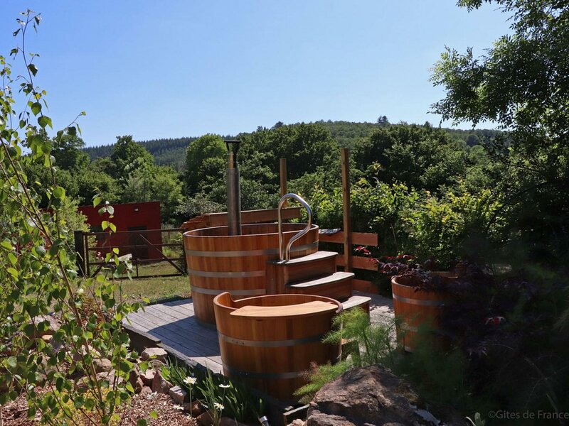 Terrasses d'Ecouves et son spa nordique, holiday rental in Chailloue