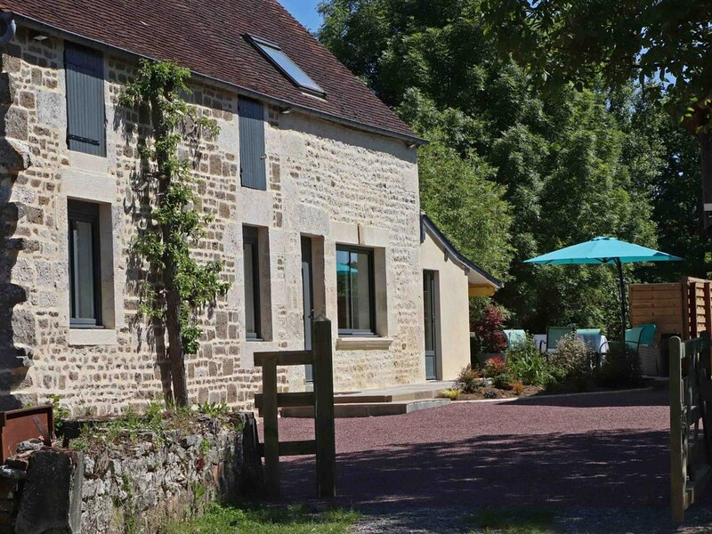 Le P'tit Boucher, holiday rental in Chailloue