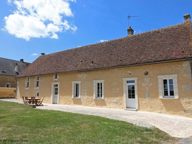 Le Breuil, casa vacanza a Sainte-Scolasse-sur-Sarthe