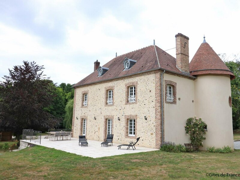 Moque-souris, holiday rental in Chennebrun
