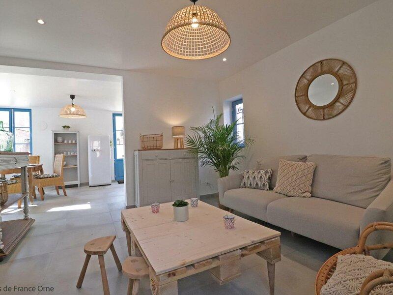 Location Gîte Sap-en-Auge, 4 pièces, 5 personnes, holiday rental in Orbec
