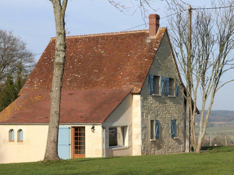 La Heurtaudière, holiday rental in La Loupe