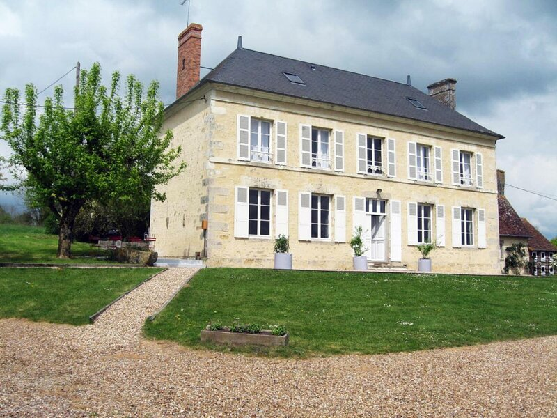 La Frébouchère, holiday rental in Chailloue