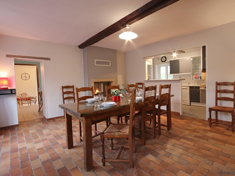 Le Bourg, holiday rental in Chailloue