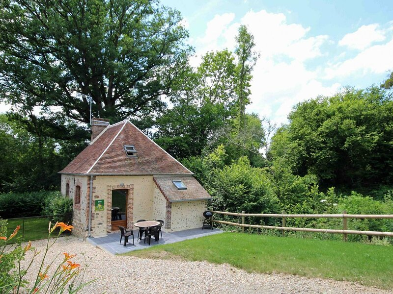 Le Moulin, holiday rental in Chennebrun
