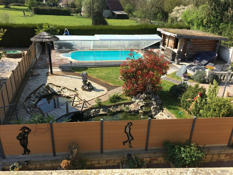 Le Vieux Bourg, holiday rental in Chailloue