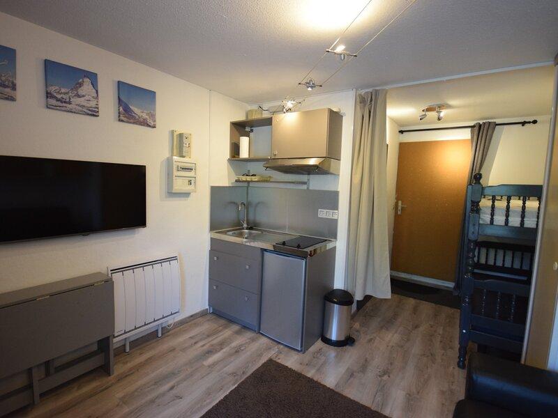 Studio au pied de la station de ski de Bernex, holiday rental in Vacheresse