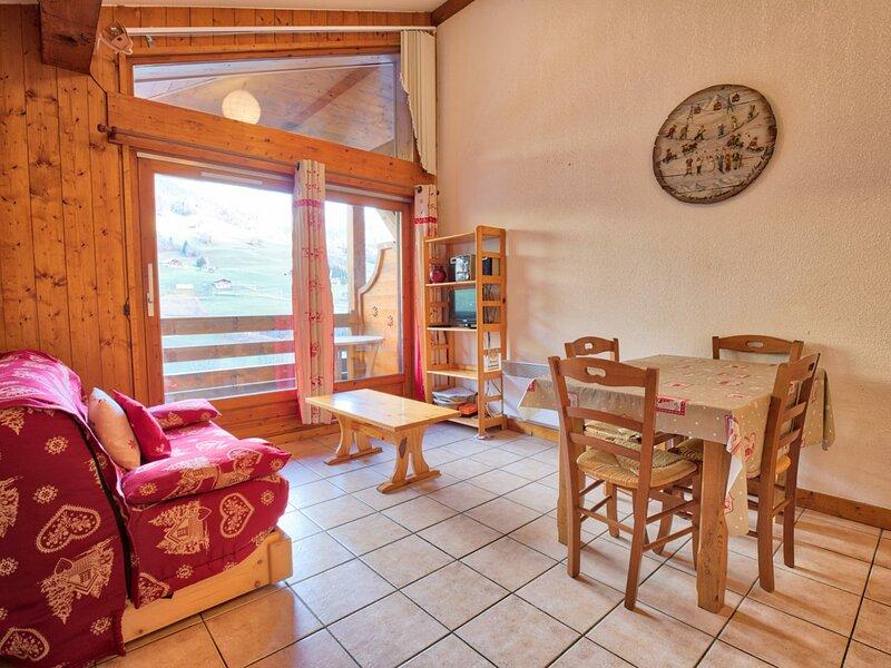 APAPRTEMENT DE CHARME AU PIED DES PISTES, holiday rental in Flumet