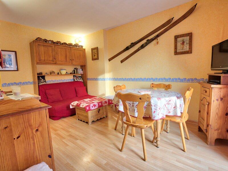 Appartement JANNIN, holiday rental in Notre Dame de Bellecombe