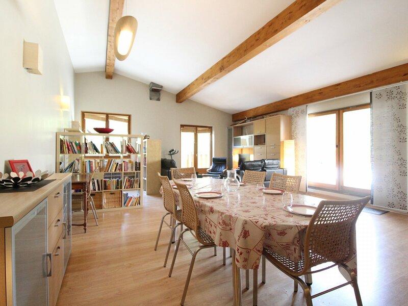 GAG001 Spacieux appartement proche des pistes et du centre du village, alquiler de vacaciones en Val-Cenis