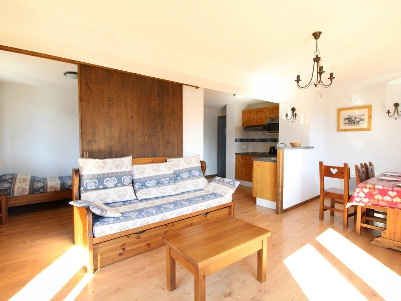 SPO014M Appartement spacieux pour 6 personnes avec très belle vue montagne, casa vacanza a Bramans
