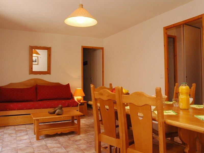 ESS013 - Appartement pour 6 personnes au centre du village et proche des pistes, alquiler vacacional en Bessans