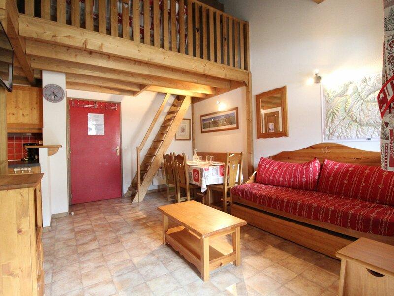 BONB36M - Appartement  pour 6 personnes spacieux au pied des pistes, vacation rental in Lanslevillard