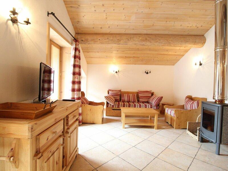 JO0000 : Appartement 10 personnes Val Cenis Lanslebourg, aluguéis de temporada em Val-Cenis